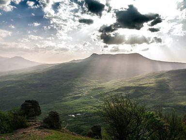 Треккинг из Алушты к вершине Южной Демерджи