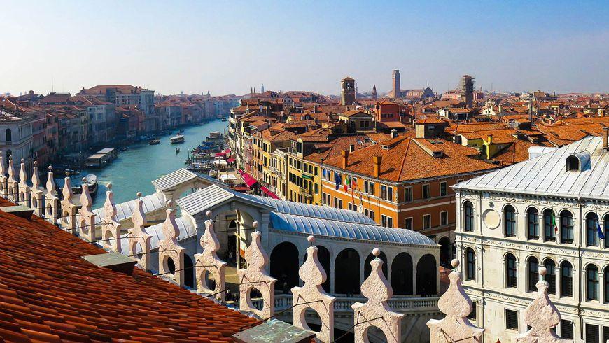 По крышам Венеции