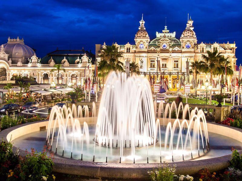 Экскурсия Из Ниццы в бесподобный Монако
