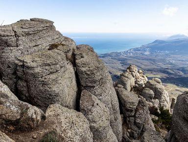 Демерджи— горные богатства Крыма