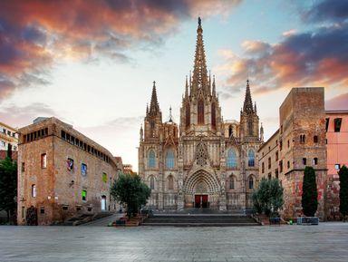 Добро пожаловать в Барселону!