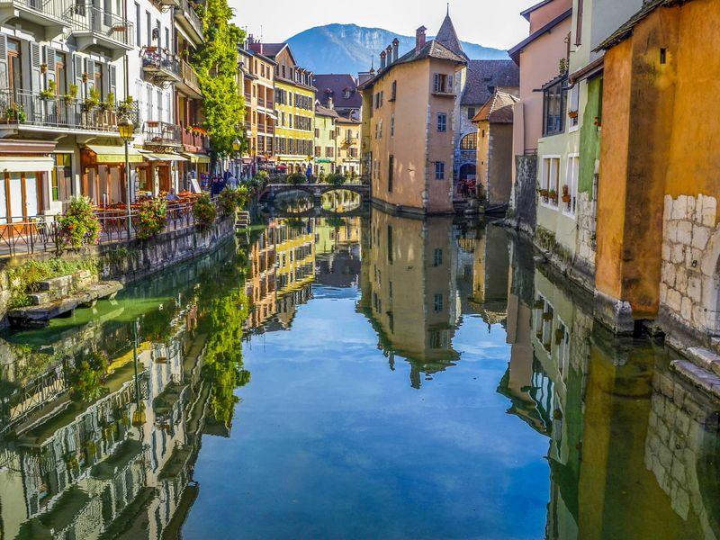 Экскурсия Из Женевы — во французский Анси!