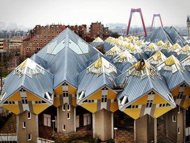 Роттердам— поразительный город будущего