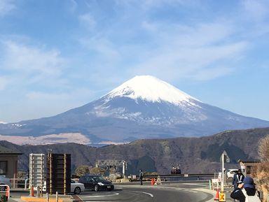 Фудзи-Хаконэ-Изу: открыть красоту Японии