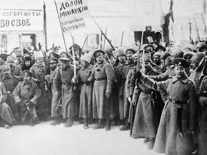Экскурсия По местам Революции 1917 года с историком