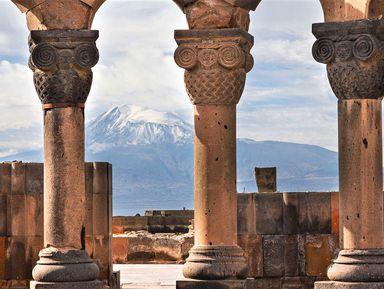 Шесть типов армянских храмов и их тайны