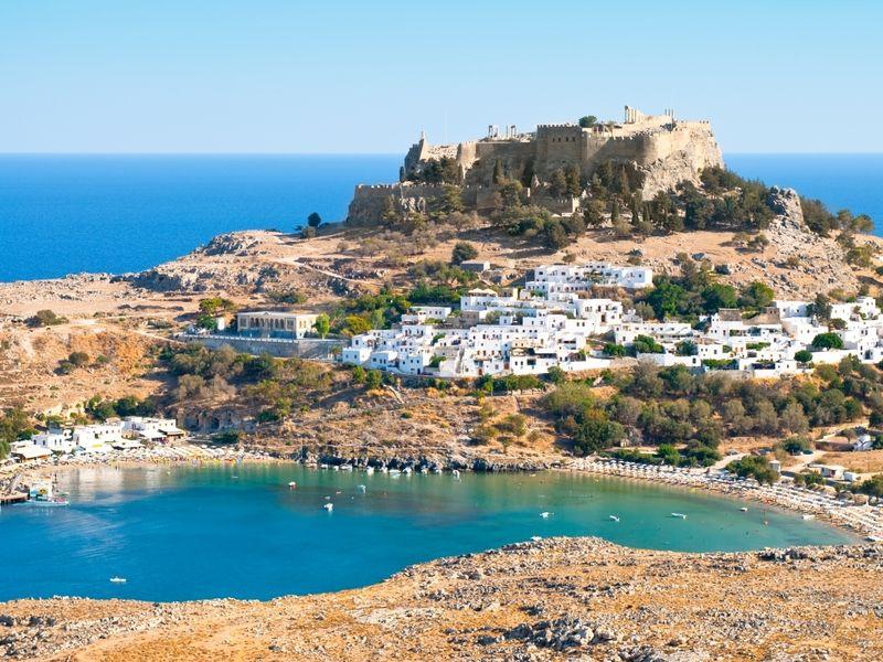 Экскурсия Мифы древнего Линдоса с посещением Акрополя