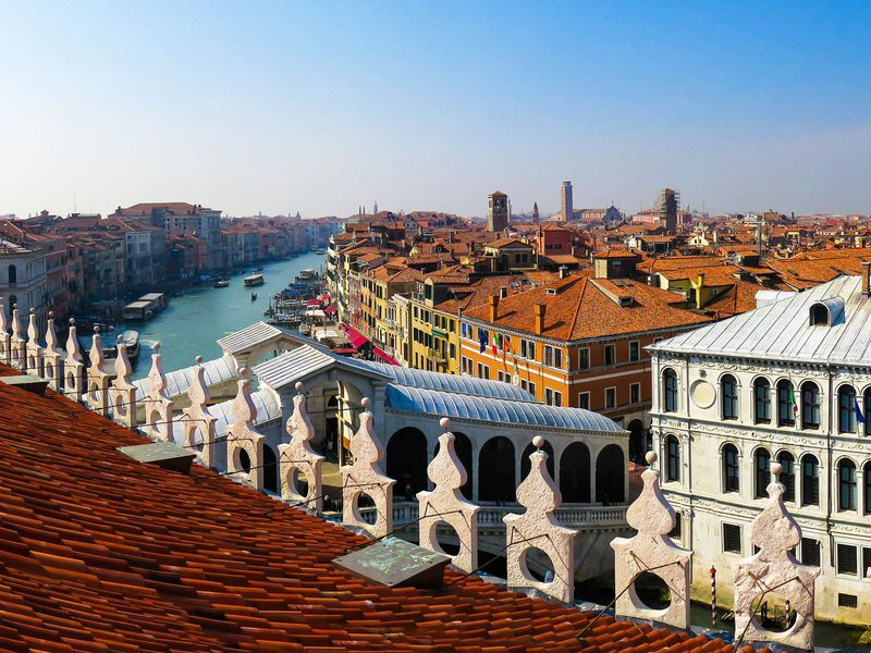Экскурсия По крышам Венеции