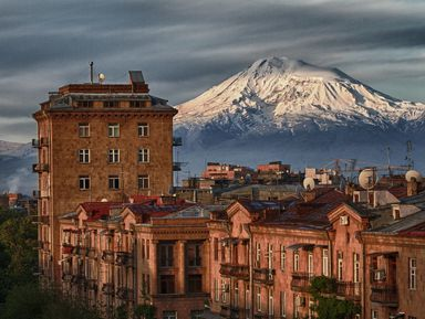 Здравствуй, Ереван!