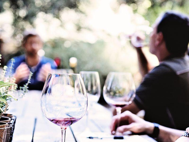 Экскурсия Дегустация вина с экспертом