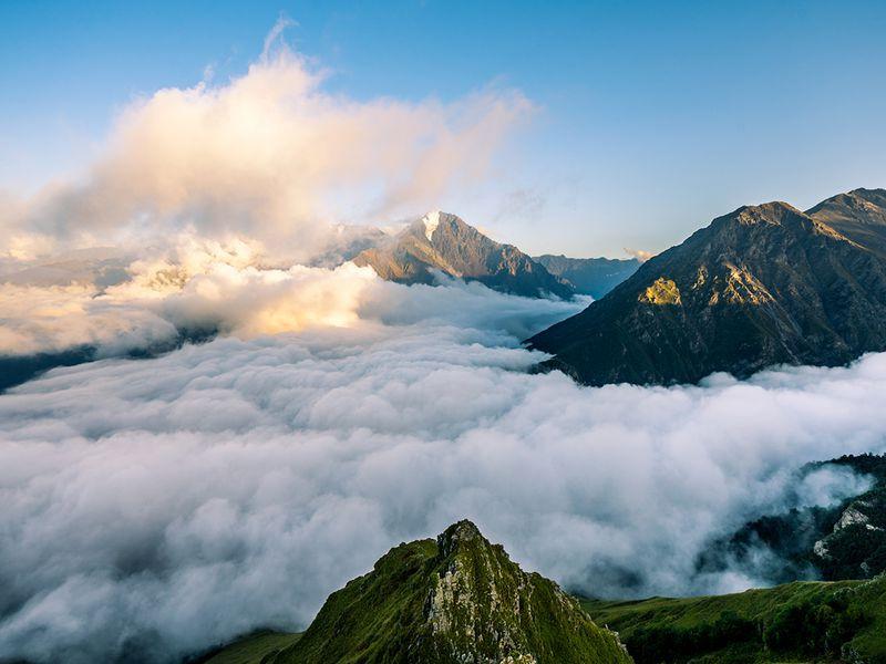 Экскурсия Мини-тур «Знакомство с Северной Осетией»