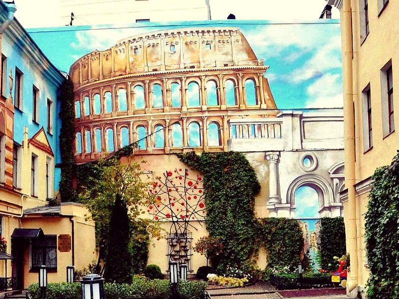 Экскурсия Итальянский Петербург
