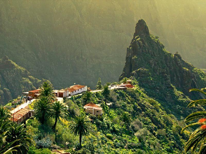 Экскурсия Тенерифе: материк вминиатюре