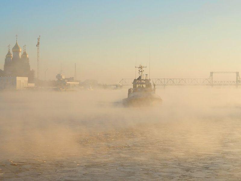 Экскурсия Архангельск —первое окно России в Европу