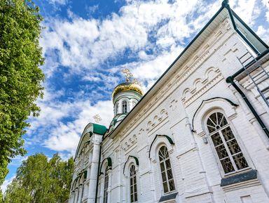 Из Казани — в Раифский монастырь!