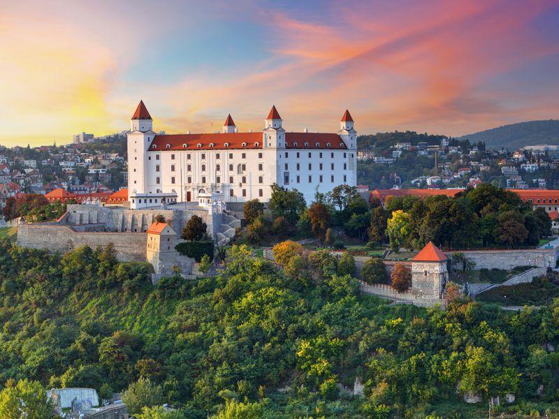 Экскурсия Влюбиться в Братиславу за один день!