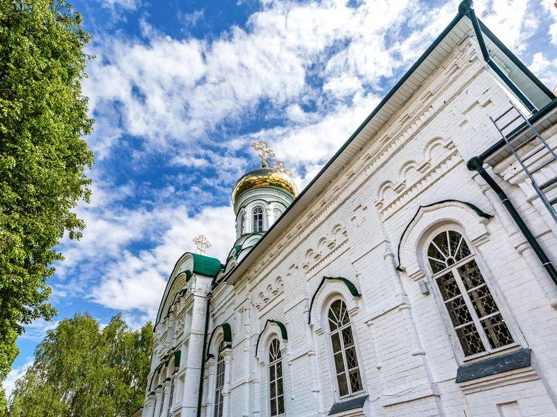 Экскурсия Из Казани — в Раифский монастырь!