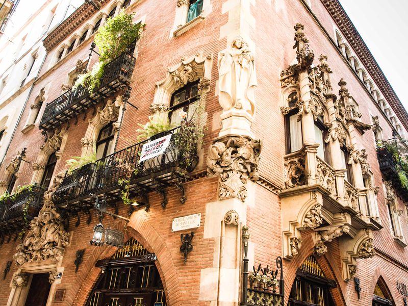 Экскурсия 15 историй Барселоны: прогулка на велосипеде и электросамокате