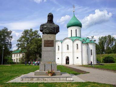 Переславль-Залесский: прогулка по древнему центру
