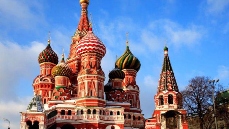 Посвящение в москвичи – Красная площадь для детей