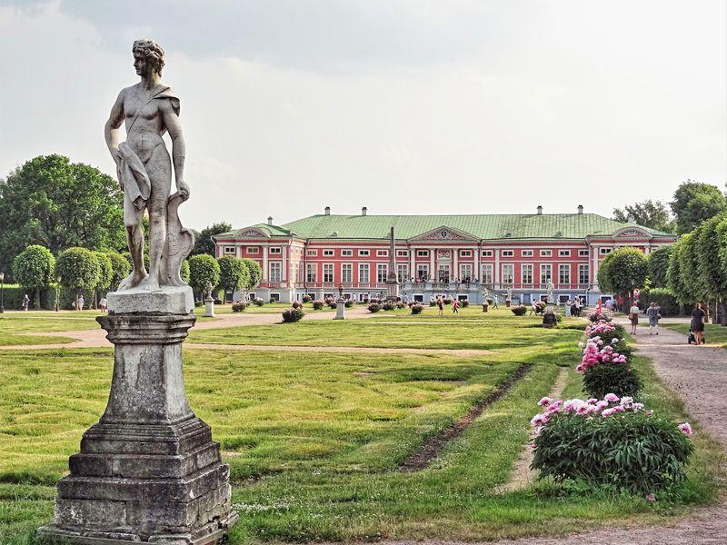 Экскурсия Великолепная усадьба Кусково