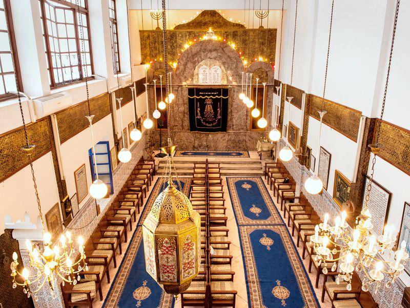 Экскурсия Еврейское наследие Марракеша