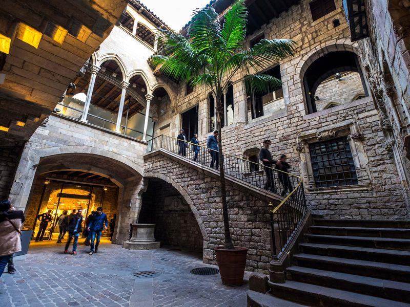 Экскурсия Барселона, о которой вы не догадывались