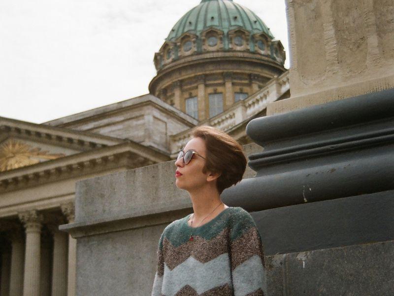 Экскурсия Фотопрогулка по Петербургу в стиле ретро