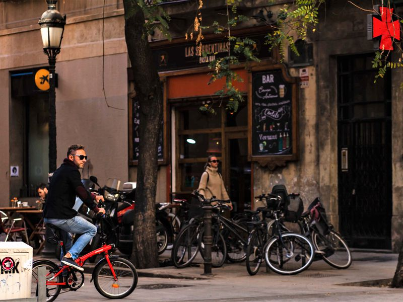 Экскурсия Барселона на велосипеде: от готики до современности
