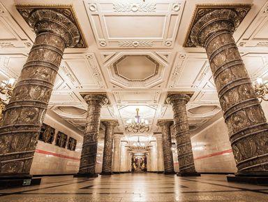 Легенды ленинградского метрополитена