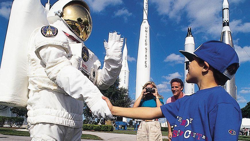 Космическое путешествие в Центр НАСА