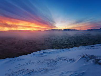 Териберка— вечное сияние чистого Севера