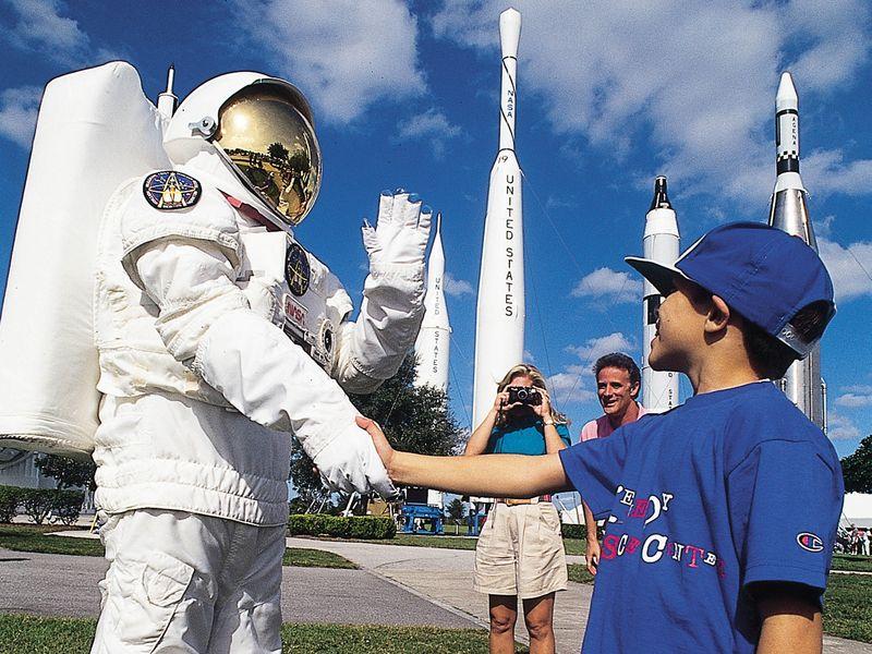 Экскурсия Космическое путешествие в Центр НАСА