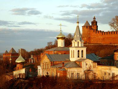 Започаинье— душа Нижнего Новгорода