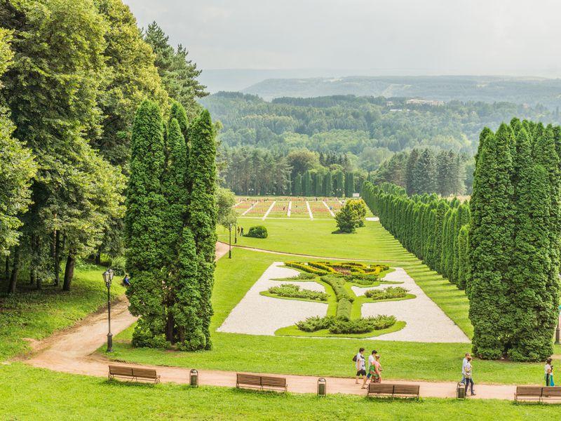 Экскурсия Кисловодский курортный парк— роскошь иочарование