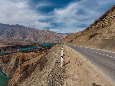 Из Махачкалы — в самые живописные места Дагестана!