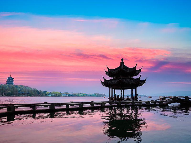 Экскурсия Ханчжоу — первое свидание