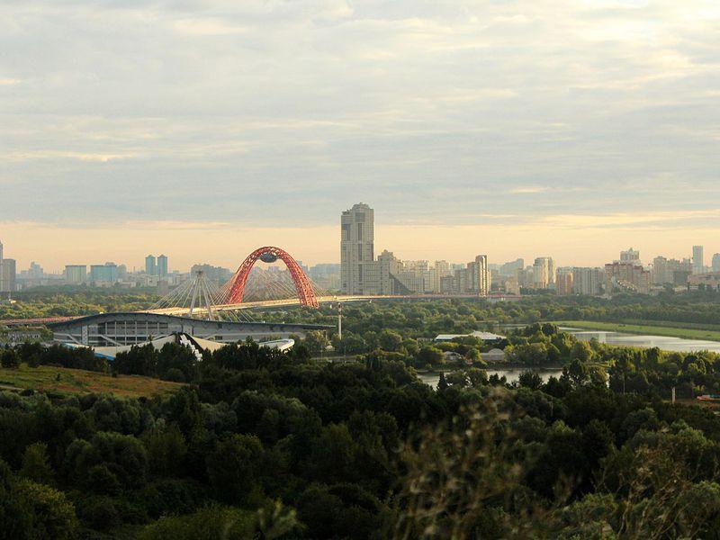 Фото Крылатское: конструктивизм, Олимпиада и зеленые зоны