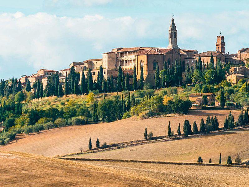 Экскурсия Пьенца— идеальный город Возрождения