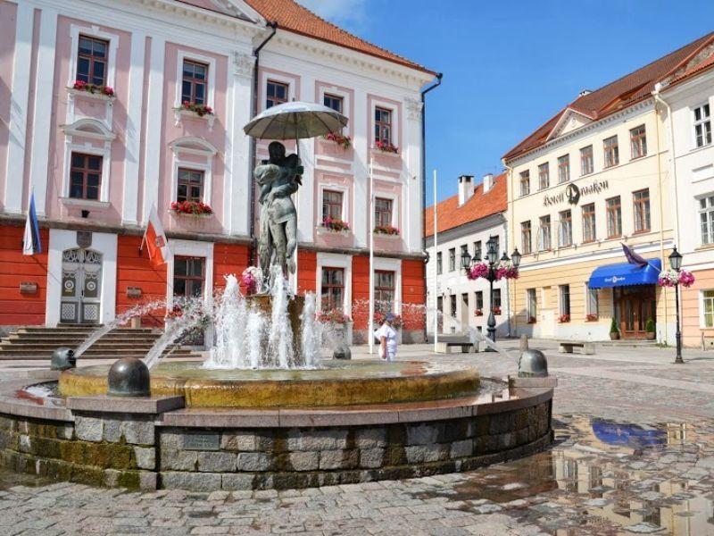 Экскурсия Тарту — самый богемный город Эстонии