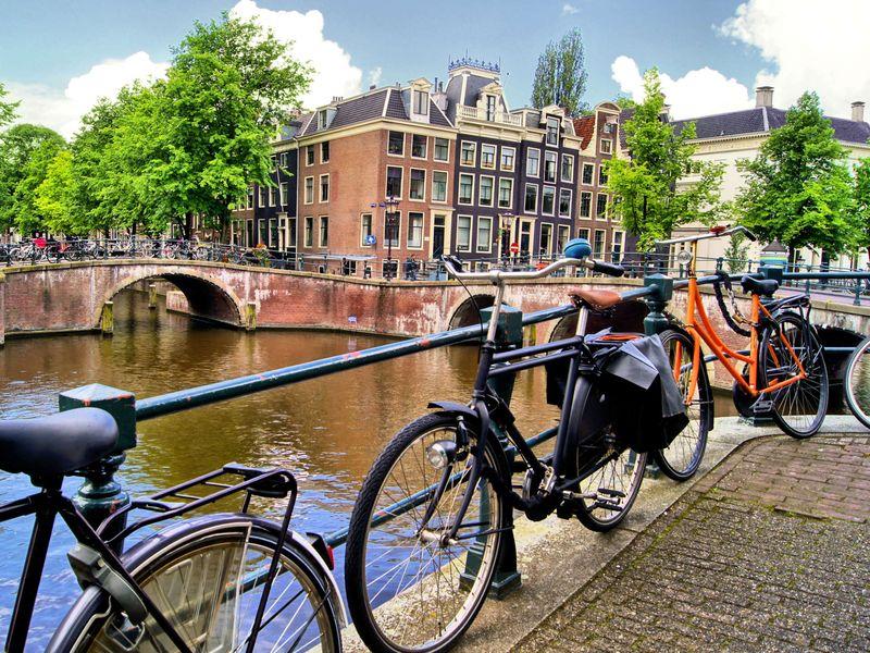 Экскурсия Гастрономический велотур по Амстердаму!