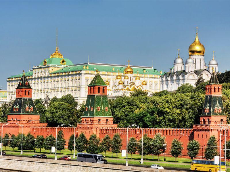 Экскурсия Московский Кремль с гидом-историком
