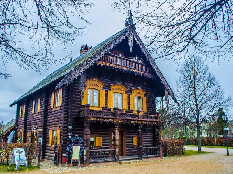 Экскурсия Русский Потсдам