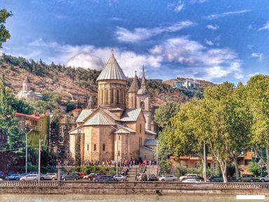 Тбилиси вдоль и поперек