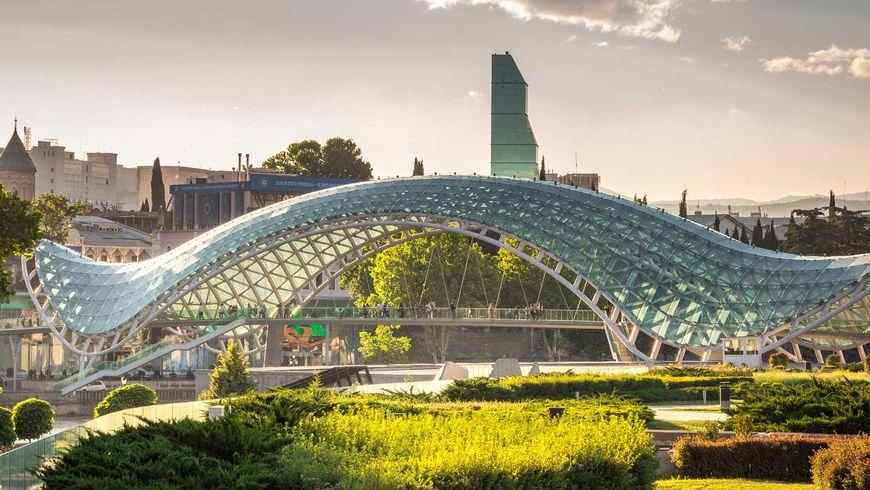 Тбилиси — маленький перекрёсток больших эпох