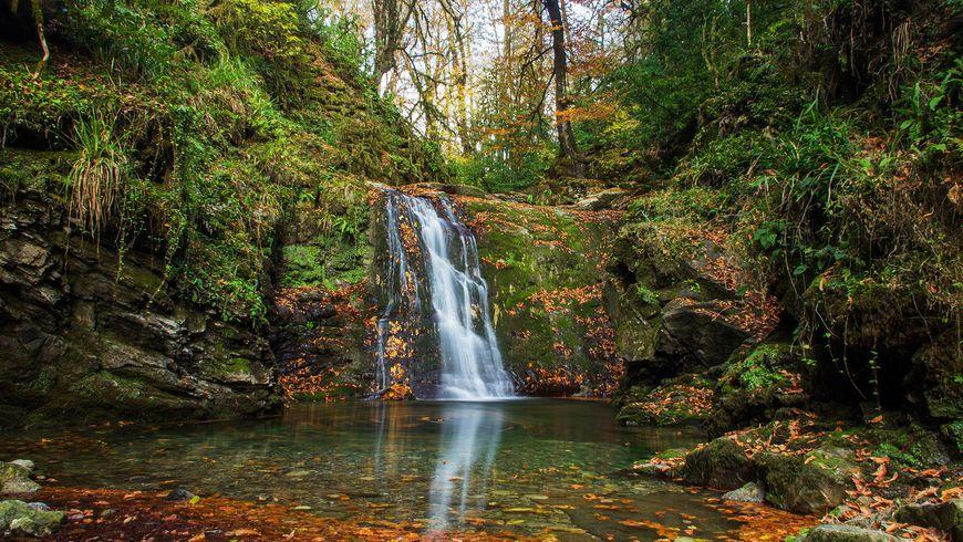 Царство водопадов: треккинг нареке Ажек