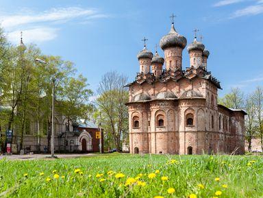 Тайны Неревского конца в Великом Новгороде