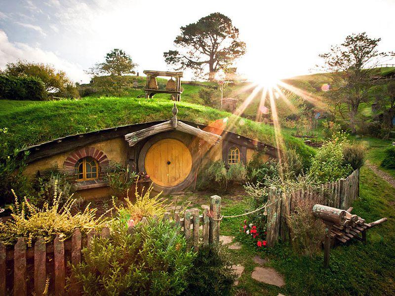 Экскурсия Хоббитон: нежданное путешествие вмир Толкина