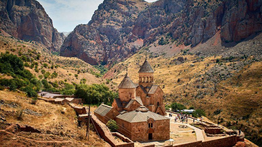 Великолепие южной Армении