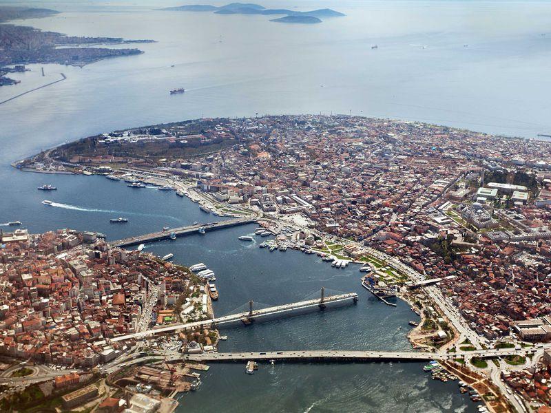 Экскурсия Стамбул без покрывала или как потеряться в городе